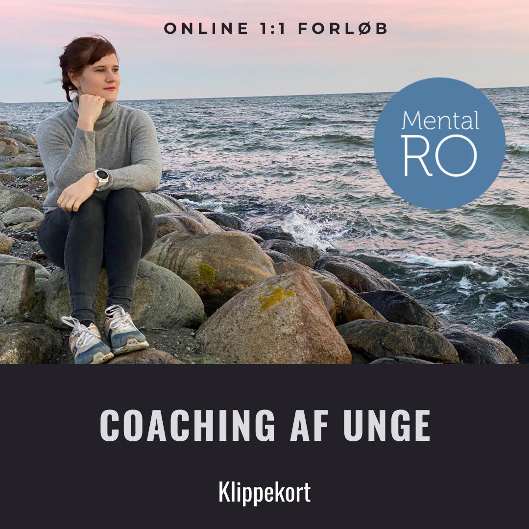 Coaching af unge klippekort | MentalRo.nu